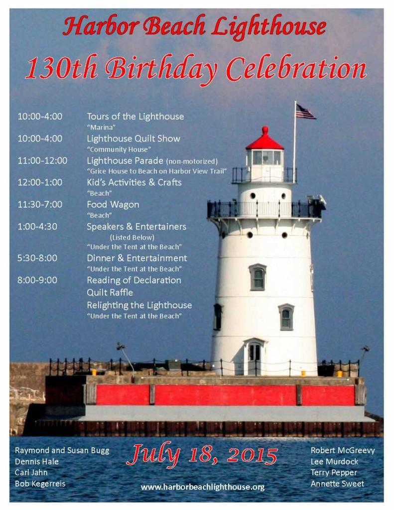 Birthday Celebration Details