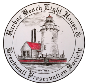 Harbor Beach Lighthouse Society Logo