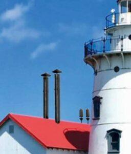 fog signal chimney